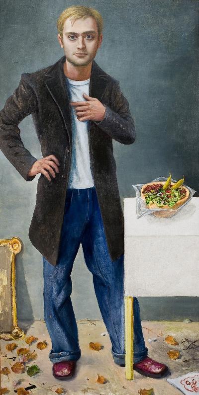 Artist And Kebab