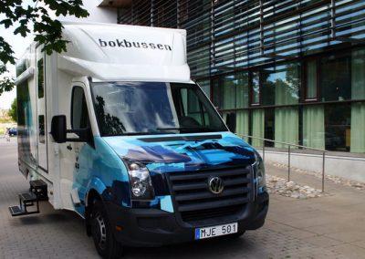 Library Bus Bokbussen 01