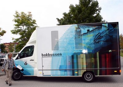 Library Bus Bokbussen 02