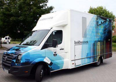 Library Bus Bokbussen 03