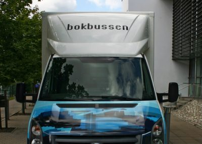 Library Bus Bokbussen 04